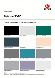 Plastisol Steel Panels