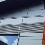 Aluminium Panels and louvres