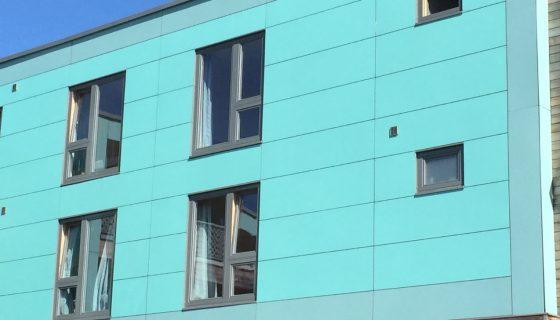 information about aluminium panels