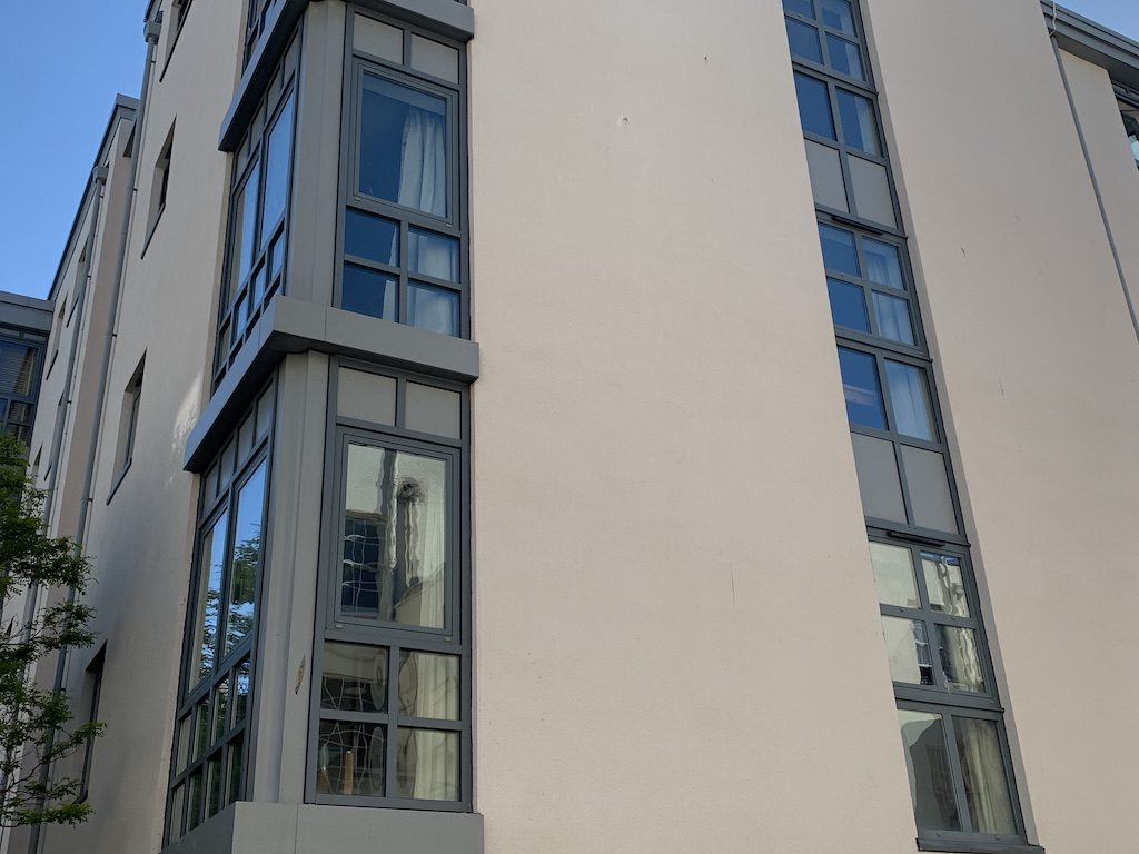 Solid panels in doors and windows