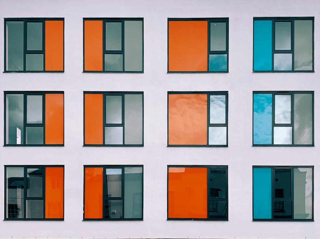 aluminium panels in buildings